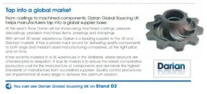 Darian featured in Subcon Preview Darian Global Sourcing