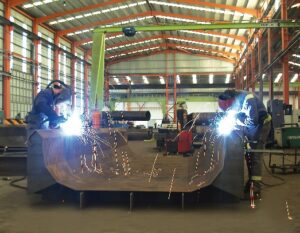 Darian add sheet metal fabrications to complement their existing range of subcontracted items Darian Global Sourcing