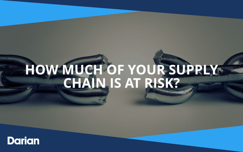 How much of your supply chain is at risk? Darian Global Sourcing